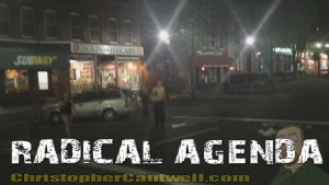 Radical Agenda EP008 - Guns and Polyamory
