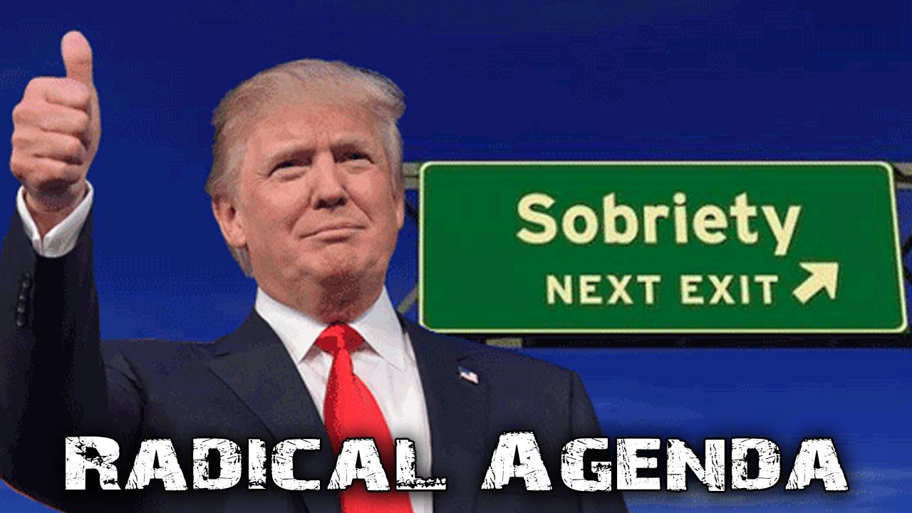 Radical Agenda S05E081 - Cured